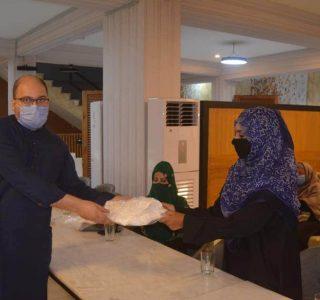 PPE distribution to Private Health Care Provider in Mardan