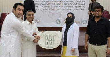 PHA KPK & FATA Anti-plastic bag campaign
